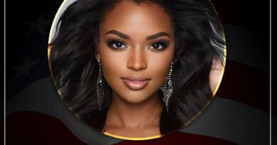 Miss Mississippi Asya Branch Wins Miss USA